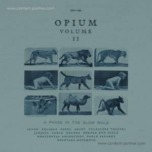 Various Artists - Opium Vol.2: A phase in the slow walk