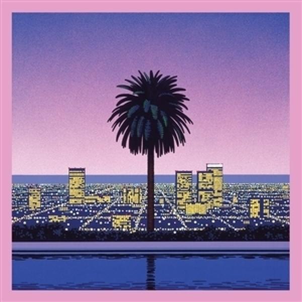 Various Artists - Pacific Breeze 2 (Ltd. Pink Vinyl 2LP)
