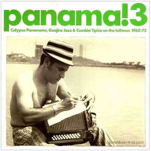 Various Artists - Panama!3 (2LP repress)