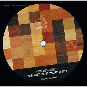 Various Artists - Parquet Most Wanted Ep 4