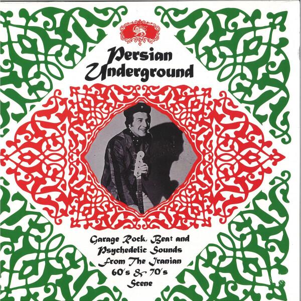 Various Artists - Persian Underground (Lp, 180g)