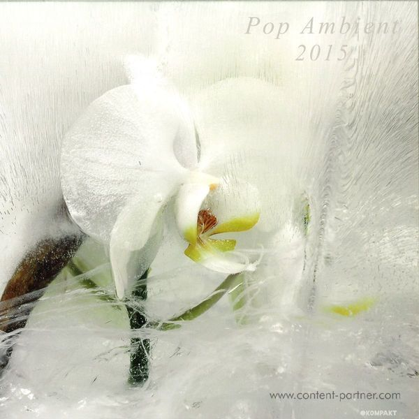 Various Artists - Pop Ambient 2015 (180g+CD)