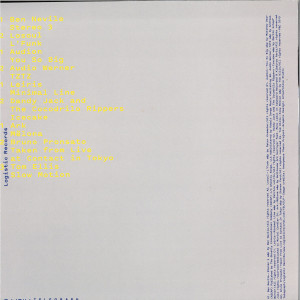 Various Artists - Post Office 4 (Back)