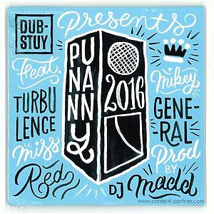Various Artists - Punanny 2016 - 2x7