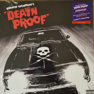 Various Artists - Quentin Tarentino's Death Proof Coloured Vinyl (Li