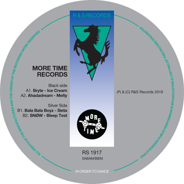 Various Artists - R&S presents: More Time Records Vol 1