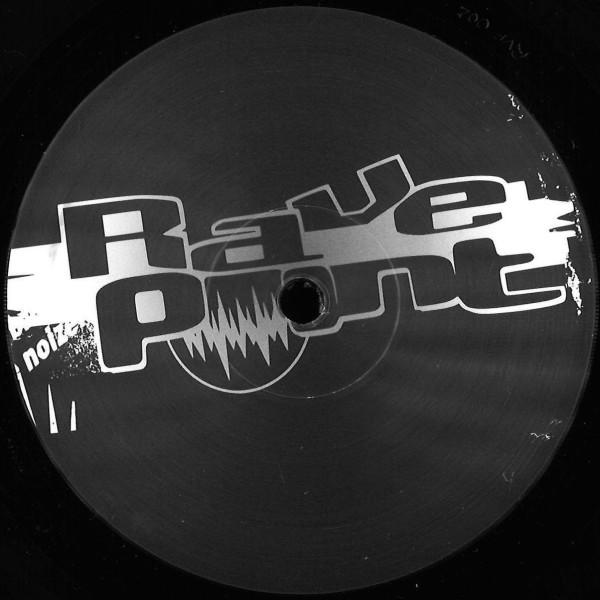 Various Artists - Ravepoint Sampler Nr. 2 (Back)