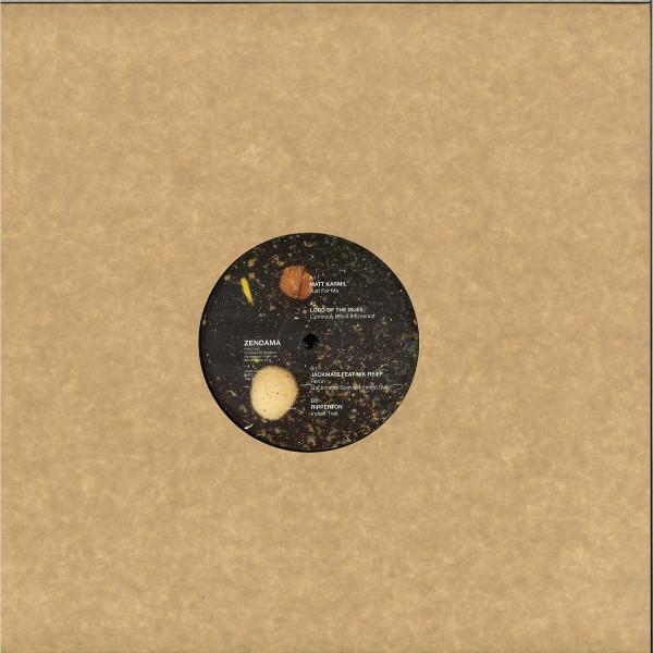 Various Artists - Ripperton presents Zendama (Part One) (Back)