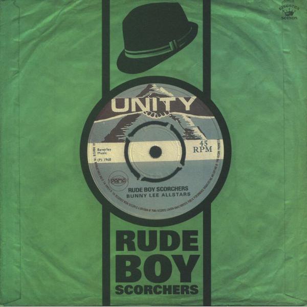 Various Artists - Rude Boy Scorchers
