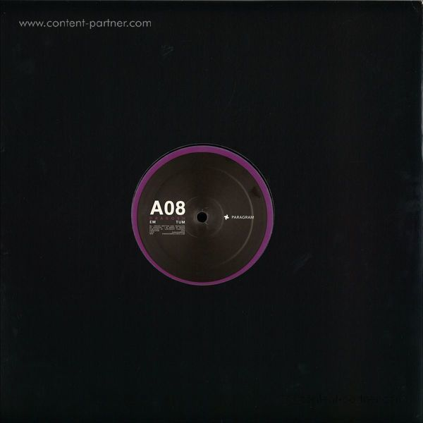 Various Artists - SALESPACK incl. 007 / 008 / 009 (Back)