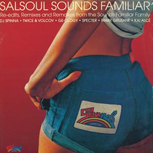 Various Artists - Salsoul Sounds Familiar