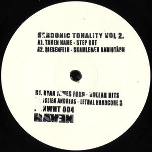 Various Artists - Sardonic Tonality Vol. 2 [hand-stamped]