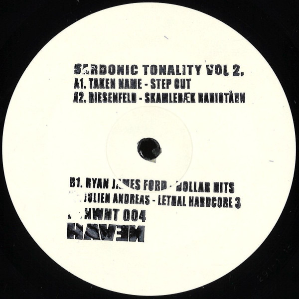 Various Artists - Sardonic Tonality Vol. 2 [hand-stamped]