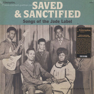 Various Artists - Saved & Sanctified: Songs Of The