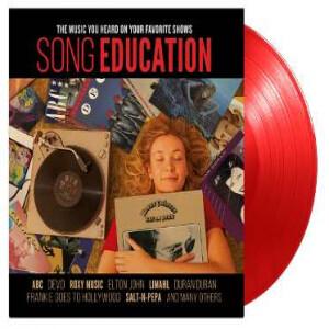 Various Artists - Song Education (Coloured Vinyl LP)