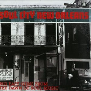 Various Artists - Soul City New Orleans