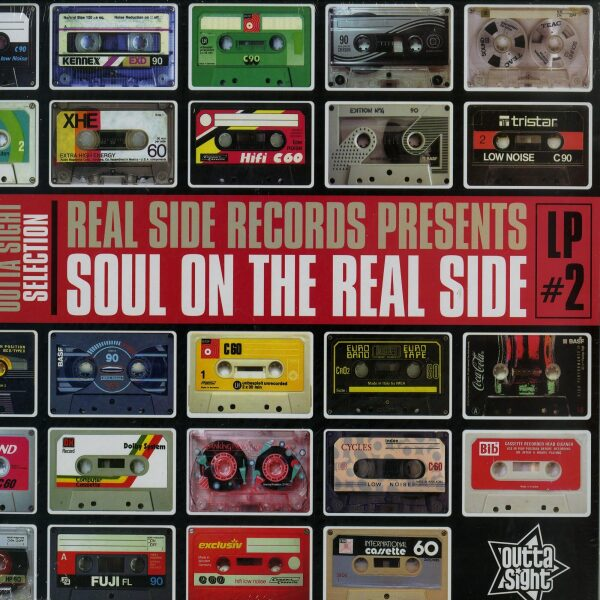 Various Artists - Soul On The Real Side - LP Vol.2