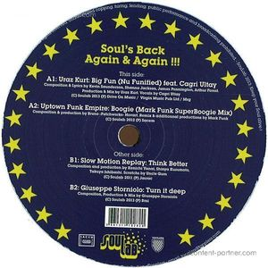 Various Artists - Soul's Back Again & Again !!!