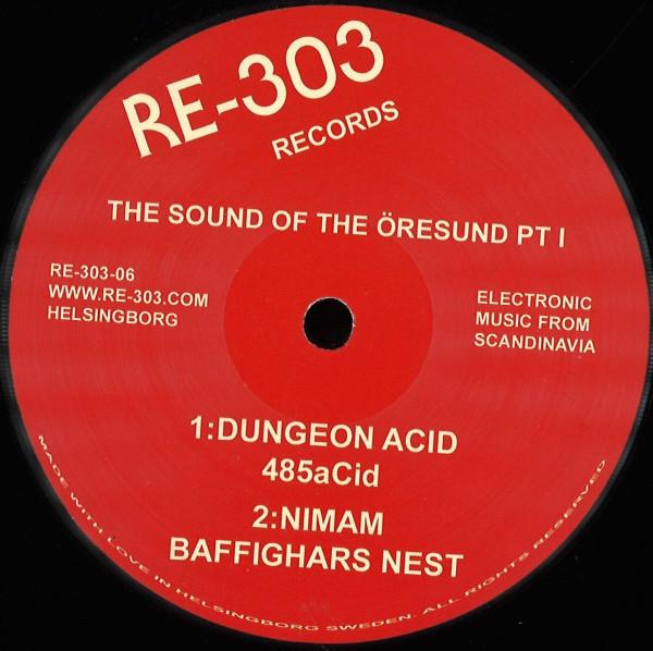 Various Artists - Sound Of The Oresund Pt 1