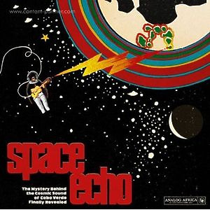 Various Artists - Space Echo (2LP Gatefold)