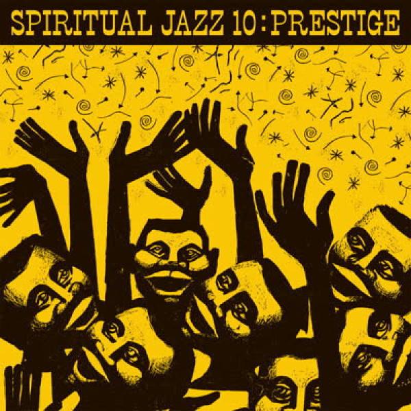 Various Artists - Spiritual Jazz 10: Prestige (2LP Gatefold)