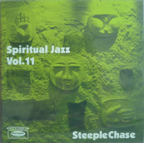 Various Artists - Spiritual Jazz 11: SteepleChase (2LP)