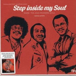 Various Artists - Step Inside My Soul (180g 2LP, gatefold)