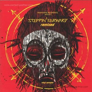Various Artists - Steppin' Forward Remixed Vinyl Sampler