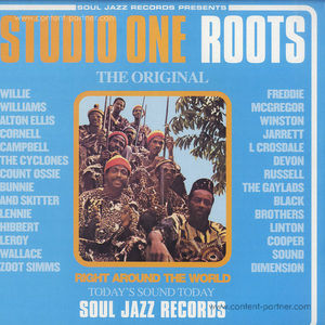 Various Artists - Studio One Roots - The Rebel Sound