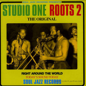 Various Artists - Studio One Roots Vol. 2