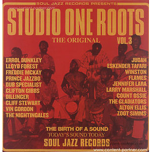 Various Artists - Studio One Roots Vol. 3