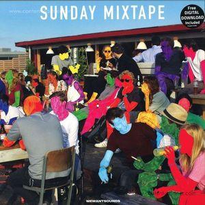 Various Artists - Sunday Mixtape (2LP + MP3)