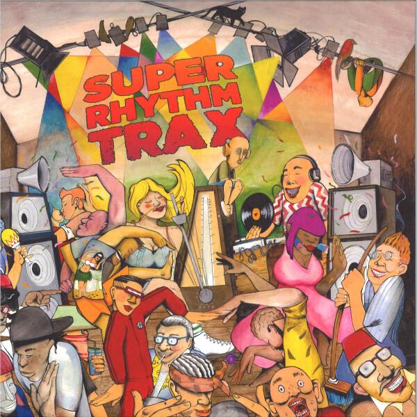 Various Artists - Super Rhythm Trax