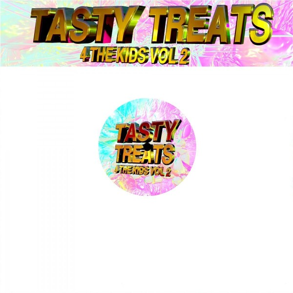 Various Artists - Tasty Treats 4 The Kids Vol. 2