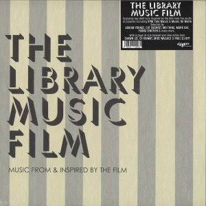 Various Artists - The Library Music Film (OST)