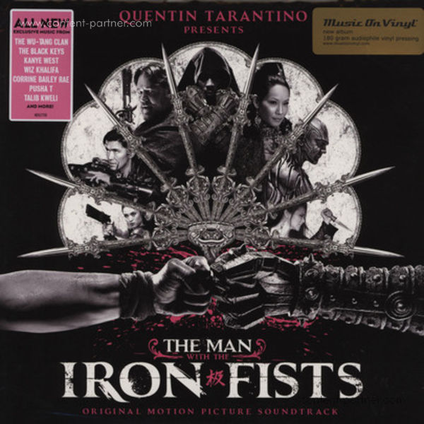 Various Artists - The Man With The Iron Fists OST