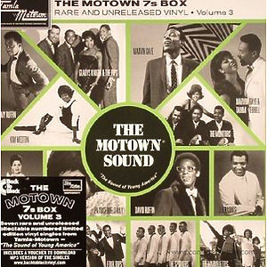 Various Artists - The Motown 7s Box Vol. 3 (Ltd. 7x7
