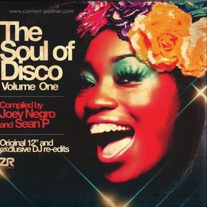 Various Artists - The Soul Of Disco Vol.1 (Compiled By Joey Negro &