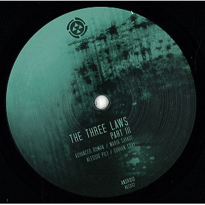 Various Artists - The Three Laws Part III