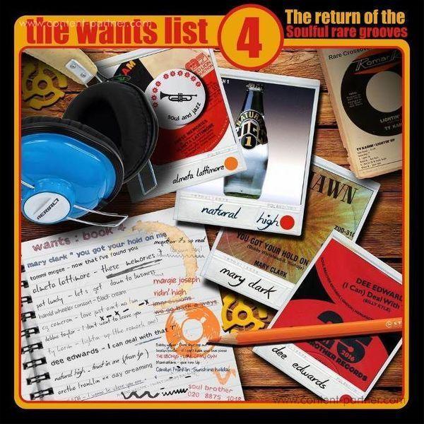 Various Artists - The Wants List Vol. 4 (2LP)