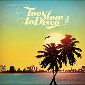 Various Artists - Too Slow To Disco 3 (Ltd. Coloured 2LP+MP3)