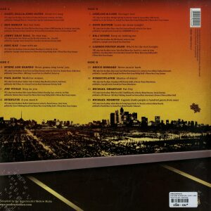 Various Artists - Too Slow To Disco Vol. 2 (2LP+MP3) (Back)