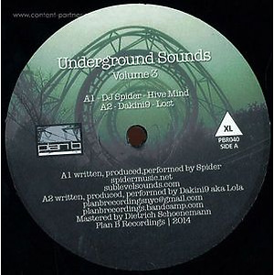 Various Artists - Underground Sound vol.3