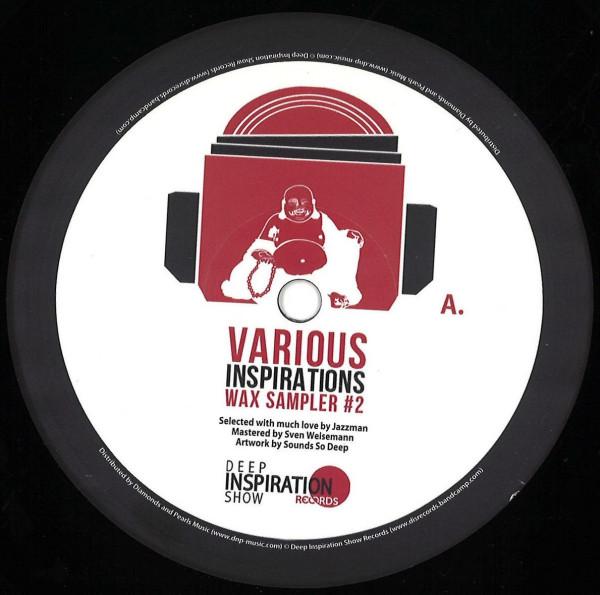 Various Artists - Various Inspirations Wax Sampler #2