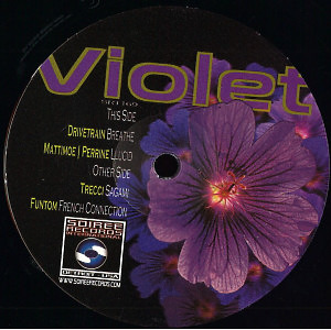 Various Artists - Violet