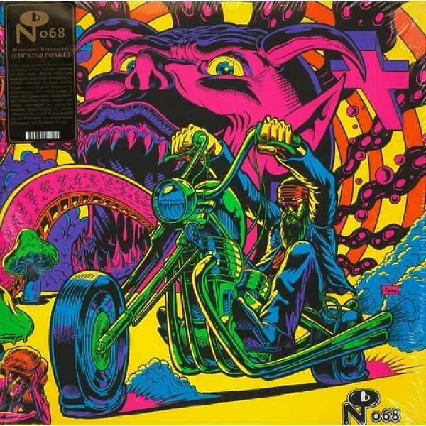 Various Artists - Warfaring Strangers: Acid Nightmares (Coloured2LP)