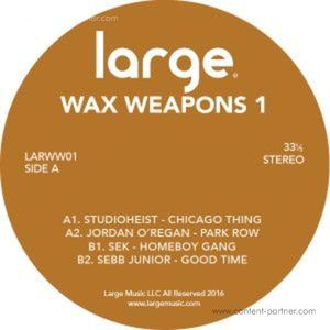 Various Artists - Wax Weapons 1