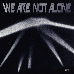 Various Artists - We Are Not Alone - Part 1 (2LP)