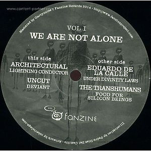 Various Artists - We Are Not Alone