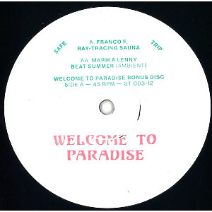 Various Artists - Welcome To Paradise (ADE)